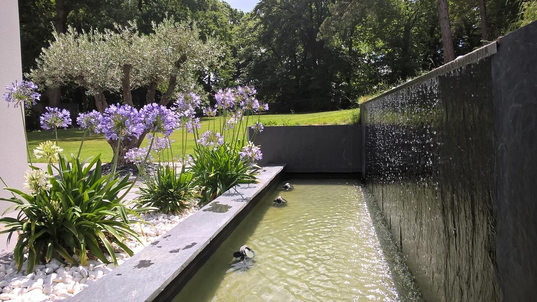 le domaine du paysage - création et entretien de parcs et jardins nantes